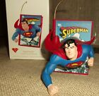 Hallmark 2008 Superman Comic Book Heros Series #1 New in Box Christmas Ornament