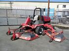 2003 Toro Groundsmaster 580 D 4WD Diesel 16 Commercial Ride On Lawn Mower