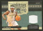 2009-10 Panini TY LAWSON Rookie Patch 58 100 Timeless Treasures