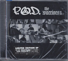 P.O.D.-The Warriors EP Vol.2 CD  Rapcore/Metal/Grunge Limp Biscuit (New-Sealed)