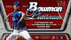 2012 BOWMAN PLATINUM BASEBALL HOBBY 6 BOX CASE