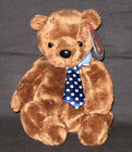 TY HERO the BEAR BEANIE BABY - MINT with MINT TAGS