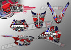 FOR CCM R30 FULL GRAPHICS KIT DECALS SUPER MOTO MX MOTOCROSS STICKERS ROTAX