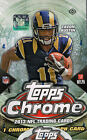 HOBBY BOX 2013 TOPPS CHROME FOOTBALL ROOKIE SUPER-FRACTOR 1 1