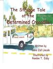 The Strange Tale of the Determined Crocodile Signed Sanibel Ding Darling