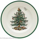 ENGLAND S3324-U SPODE CHRISTMAS TREE DINNER PLATES (S) SET OF 2