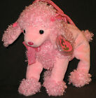 TY PINKYS - FAB THE DOG PURSE - MINT with MINT TAG