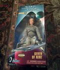 Vintage Playmates STAR TREK SEVEN OF NINE 9 DOLL new 3352