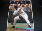 RARE TOM GORDON KC ROYALS 1989 VINTAGE ORIGINAL COSTACOS BASEBALL POSTER