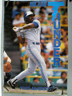 RARE FRED MCGRIFF BLUE JAYS 1989 VINTAGE ORIGINAL COSTACOS BASEBALL POSTER