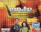 2013 PRESS PASS IGNITE RACING HOBBY 20 BOX CASE