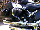 SUZUKI INTRUDER VOLUSIA VL800, C800, Boulevard C50 Rear Crash Bars Guards