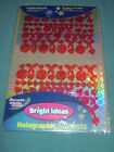 NIP Reynolds Creative Essentials Bright Ideas Holographic Stickers A Must See
