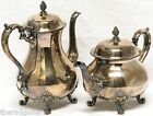 Vintage Wilcox Silverplate Tea and Coffee Pot Silver Plate