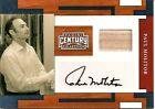 2010 Paul Molitor Signed Autograph Panini Century Relic Card 22 25