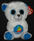 TY BEANIE BOOS - VEDES the BEAR - GERMANY EXCLUSIVE - MINT with MINT TAGS