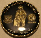 U2 Dragon Lady Above 70,000' Air Force Challenge Coin