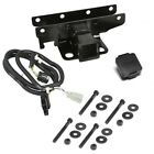 Trailer Hitch Wire Harness and Plug 2 Receiver for Jeep Wrangler JK 2007 2018
