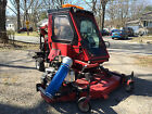 TORO GROUNDSMASTER MOWER WITH SPRAYER