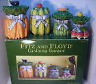 Floyd 4 Piece Ceramic Canister Set