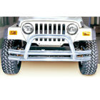 Front Tube Bumper With Riser for Jeep CJ YJ TJ 1976 2006 1156301 Rugged Ridge