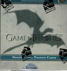 RITTENHOUSE BOX + P1 PROMO GAME OF THRONES SEASON 3 - 2 AUTOS PER