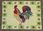 Pfaltzgraff Daybreak Rooster Tapestry Placemat