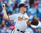 DYLAN BUNDY BALTIMORE ORIOLES ACTION SIGNED 8x10