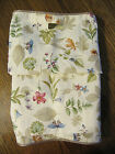 NEW Longaberger Botanical Fields Sort and Store Large Rectangle Storage Liner