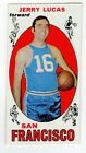 Jerry Lucas 1969-70 Topps #45 San Francisco Rookie Ex MT+ Cond 14236