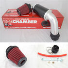 For 02-05 Civic 2Dr 4Dr Top Fuel Zero 1000 Power Chamber Intake System Type 2