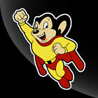 Mighty Mouse Vintage Style Vinyl Decal Sticker Comic Superhero CHOOSE A SIZE