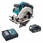 MAKITA 18V LXT DSS611 DSS611Z CIRCULAR SAW, BL1840 BATTERY AND DC18RC CHARGER