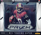 HOBBY BOX 2012 PANINI PRIZM FOOTBALL LUCK RG3 WILSON RC AUTO