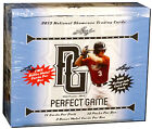 2013 LEAF PERFECT GAME BASEBALL HOBBY BOX
