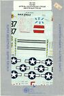 1/48 SuperScale Decals P-51B Mustang Aces Glover Hively 4th FG Eckfeldt 48-139