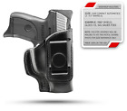 Walther PPS IWB Single Clip Holster Black w Shield