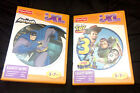 Lot of 2 Fisher Price iXL Games - BATMAN & TOY STORY 3  - Learning System