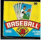 1990 BOWMAN UNOPENED CELLO BOX BASEBALL CARDS 24 PACK SOSA FRANK THOMAS RC