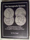 Guide to Proof/Prooflike Morgan/Peace Silver Dollars book Alan Hager Accugrade