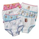 DISNEY FROZEN Girls Underwear Panties Elsa Anna size 4