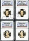 2014 S Presidential Dollar Set  Ngc PF70 Ultra Cameo