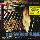 Akira Kajiyama+joe Lynn Turner Fire Without Flame Japan CD