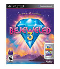 Bejeweled 3  (Sony Playstation 3, 2011) COMPLETE