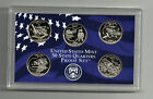 2002 S State Quarter PROOF Set Gem 5 PROOF Coins