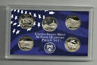 2006 S State Quarter PROOF Set Gem 5 PROOF Coins