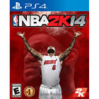 NBA 2K14  Sony Playstation 4  **Excellent condition w/case & insert