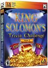 King Solomon's Bible Trivia - Windows Computer Game, 1-3 Players, New, Christian