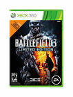 **Battlefield 3: Limited Edition  (Xbox 360, 2011)**