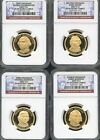 2007 S PRESIDENTIAL DOLLAR SET NGC PF69 ULTRA CAMEO